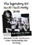 The Legendary KV-Rock'N'Roll-Party